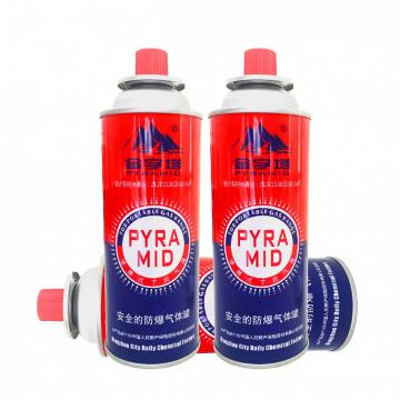 Butane Canister Refill Butane Gas Cartridge For Portable Stove Cassette gas