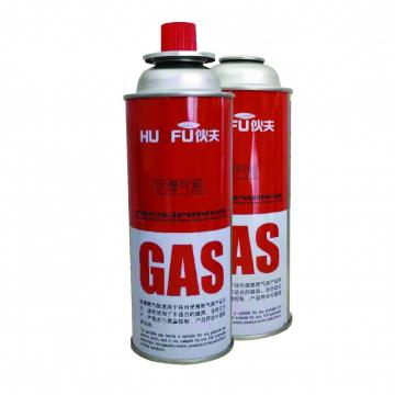 Camping Refill Butane Gas Butane gas canister China 220g