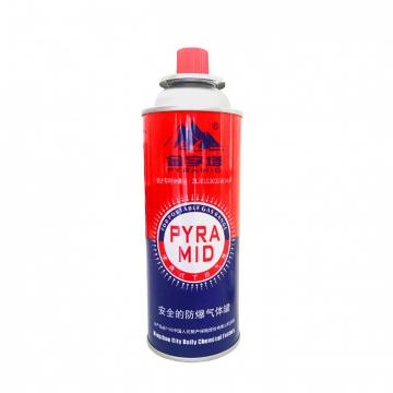 300ml factory butane gas Butane Gas Cartridge
